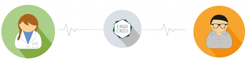 ERGO CREO MED 3D INTERFACE
