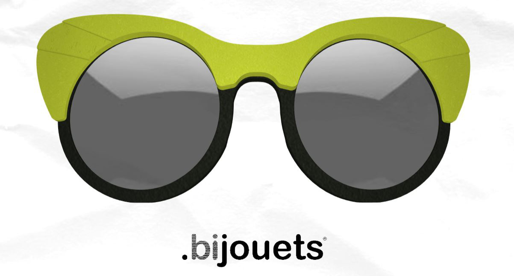 3D printed sunglasses Cambiami bijouets